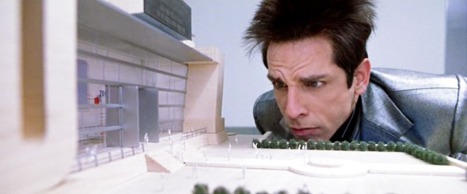 Zoolander Centre For Ants.