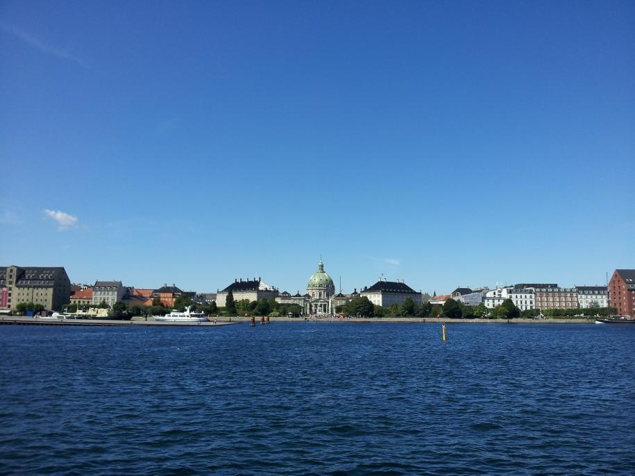 Copenhagen, Frederik's Church